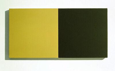 Gerhard Merz, 'Ohne Titel', 1975