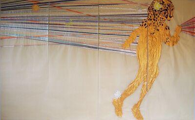 Wura-Natasha Ogunji, 'Cheetah, Quadriptych', 2016