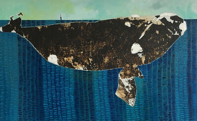 Christopher Griffin, 'Fragility (Northern Right Whale)', ca. 2018