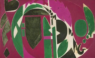 Lee Krasner, 'Palingenesis', 1971