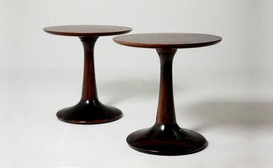 Liceu de artes e ofícios, 'Pair of Side Tables', ca. 1950's