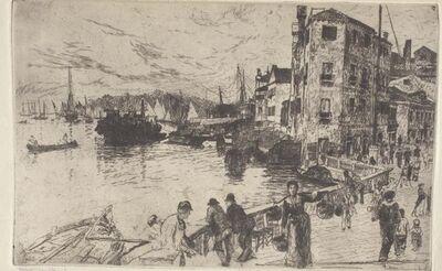 Otto Henry Bacher, 'Castello', 1880s