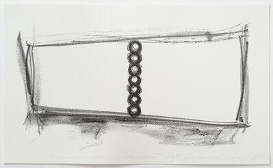 Dan Flavin, 'For Circular Fluorescent Light Of One Wall', 1974