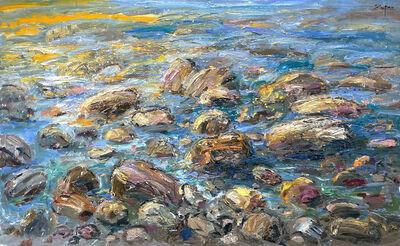 Bruno Zupan, 'Magic of Sun and Sea', 2020