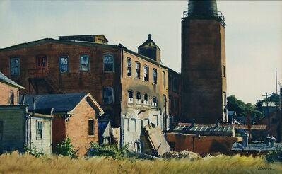 Ogden Minton Pleissner, 'Old Mill, Winchendon, Massachusetts', 1960