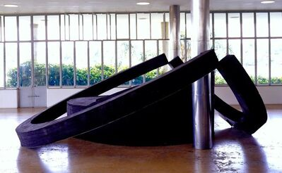 Nuno Ramos, 'O que sao as horas? What are hours?', 2003