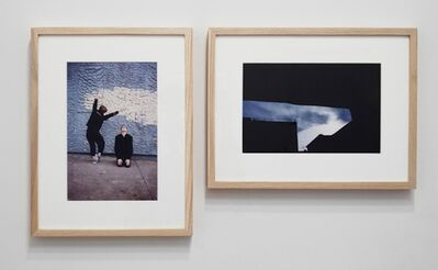 Mary Manning, 'Love Streams (for CA) and Ariel(83) (for FH)', 2014