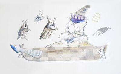 Irma Gutiérrez, 'Cuervos curiosos', 2015-2019