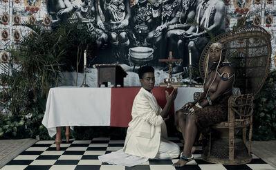 Kudzanai Chiurai, 'Genesis (je n'isi isi) V', 2016