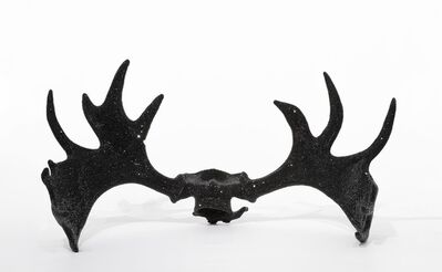 Marc Swanson, 'Untitled (Black Moose Antler)', 2010