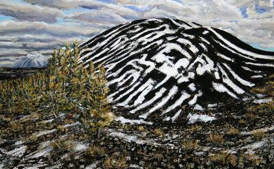 Cindy Tower, 'Cinder Snow Cone', 2011