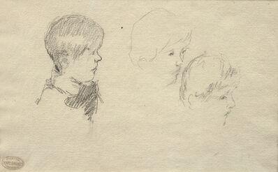 Mary Cassatt, 'Robert Kelson Cassatt', ca. 1880