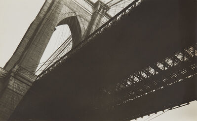 Walker Evans, 'Brooklyn Bridge', 1929