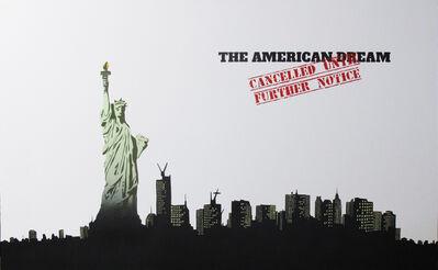 Plastic Jesus, 'The American Dream Cancelled', 2019