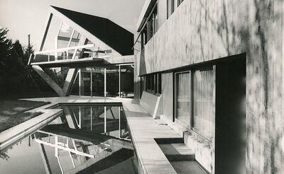 Claude Parent, 'Maison Drusch à Versailles', 1963-1965