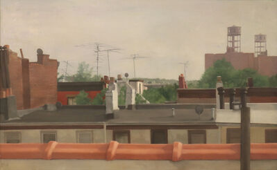 Sharon Sprung, 'From My Roof', 2019