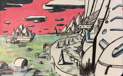 Orlando Saverino-Loeb, 'Industrial Shores'