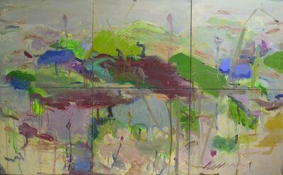 Wong Keen, 'Lotus Pond', 1997