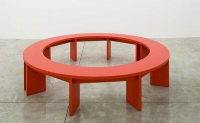Liam Gillick, 'Revised Sochaux Structure', 2008