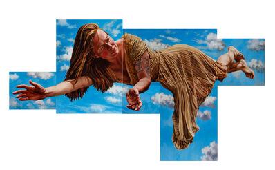 Virginia Derryberry, 'Lauren Flying Solo', ca. 2009
