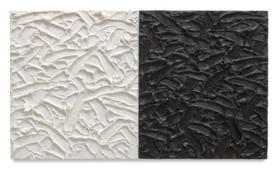 James Hayward, 'Abstract Diptych #14', 2011