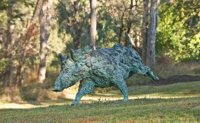 Mark Coreth, 'Running boar', 2012