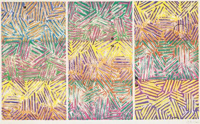 Jasper Johns, 'Usuyuki', 1982