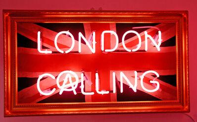 Illuminati Neon, 'London Calling ', 2017