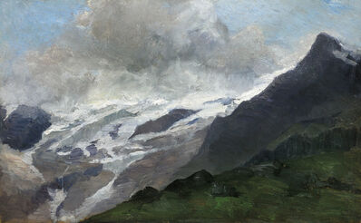 Marie Egner, 'Mountain massif', 1909