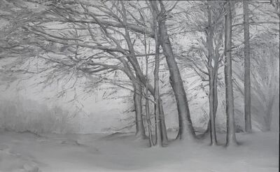 Matt Brackett, 'Bitter Chill (Anna J. Cooper)', 2018