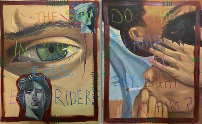 Israfil Ridhwan, 'Easy Rider', 2021