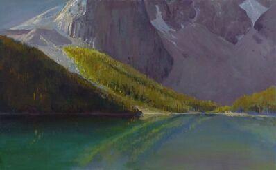 Terry Fenton, 'Breakthrough Moraine Lake', 2019