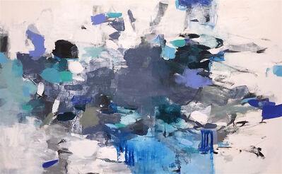 Charlotte Foust, 'Blue Splendor', 2018