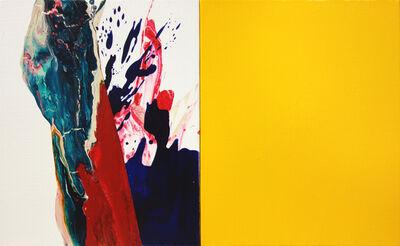 Chu Teh-I, 'Juxtaposition A2017-17', 2017