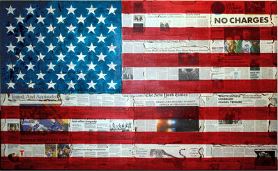 Patrick Burns, 'No Charges', 2017
