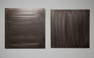 Jinny Yu, 'Non Painting Painting (Diptych)', 2012