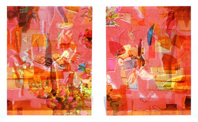 Anna Elise Johnson, 'Red Regalia', 2015