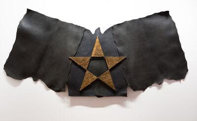 Gilberto Zorio, 'Stella di bronzo', 2004