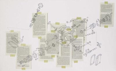 Domenico Antonio Mancini, 'Exercice sur la chose #3', 2012