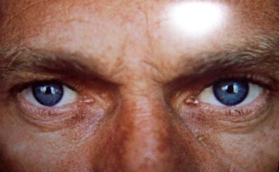 Terry O'Neill, 'Steve McQueen Eyes', 1969