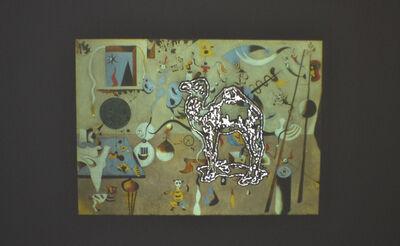 Farah Khelil, 'Effet de Surface', 2018