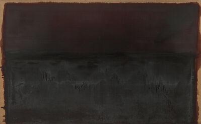 Yun Hyong-keun, 'Umber', 1988-1989
