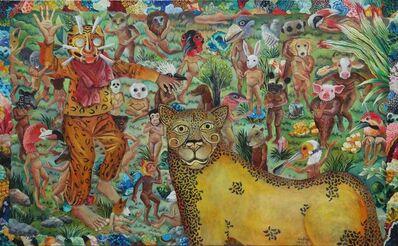Liu Bing, 'A Leopard in Darwin Island', 2014