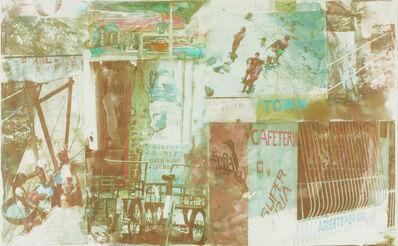 Robert Rauschenberg, 'Hangout (Anagrams)', 1995