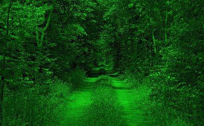 Nicolas Baier, 'Remix_Greenscreen ', 2016