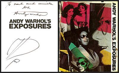 Andy Warhol, 'To Earl and Camilla, Love Andy Warhol', 1979