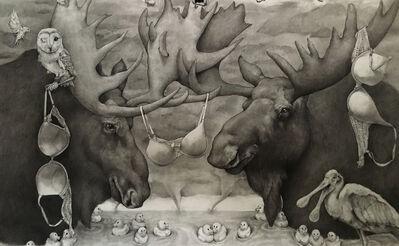Adonna Khare, 'Moose', 2016