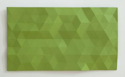 Rupert Deese, 'Kern River/16 (green)', 2009