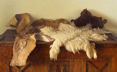 Claudio Bravo, 'Camel and Lamb Skins', 2004