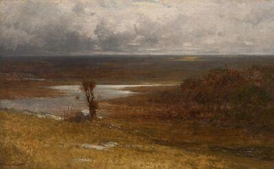 Robert Swain Gifford, 'Naushoun', ca. 1890